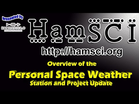 HamSCI 2020 Overview of the Personal Space Weather Station and Project Update