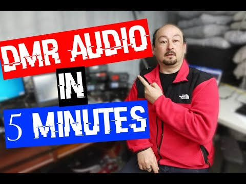 Quickest way to monitor DMR with your SDR? Simple DMR for SDR# installed in under 5 mins!