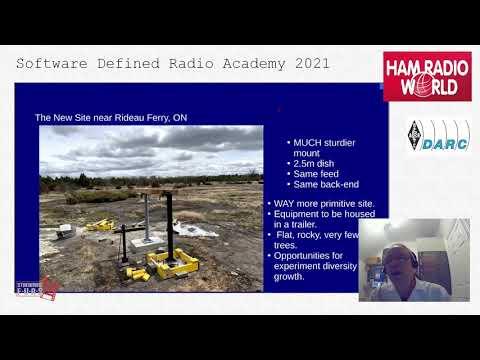 SDRA2021 -14- Marcus Leech: Mapping the sky at 21cm: Gnuradio and Radio Astronomy