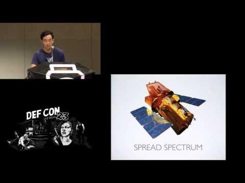 DEF CON 23 - Colby Moore - Spread Spectrum Satcom Hacking