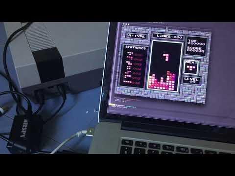 MacBook decodes PAL video via SDR
