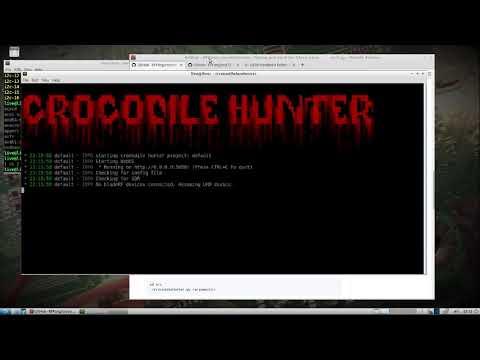 DragonOS DEF CON 28 Crocodile Hunter Setup (DragonOS LTS PublicR4, srsLTE, USRP B205mini-i)