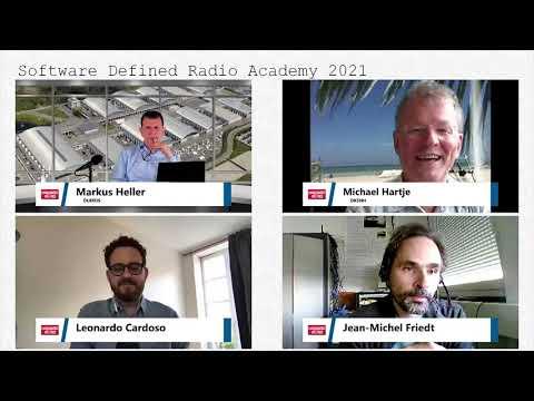 SDRA2021 - 08 - Jean-Michel Friedt: GNURadio compatible gen. purpose SDR emitter using RasPi4 PLL
