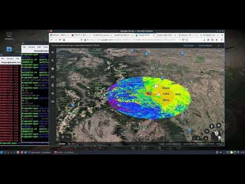 DragonOS Focal R14 Preview w/ Signal Server + RF Propagation Web Server (SPLAT!, Dr. Bill Walker)