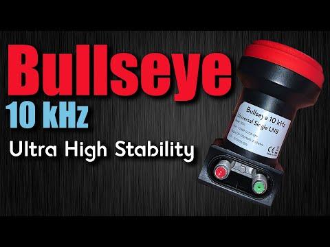 Ultra Stable Bullseye LNB For QO-100 Es Hail2 10 kHz