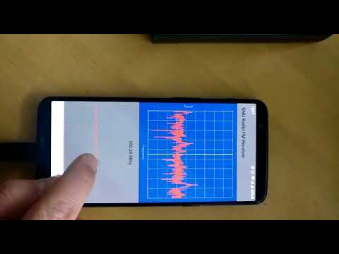 GNU Radio 3.8 on un-rooted Android receiving FM w/ HackRF (take 2)