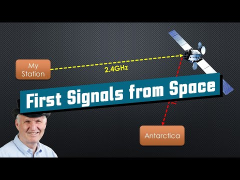 #331 QO-100 Satellite Receiving Technology. And Explanation of a PLL