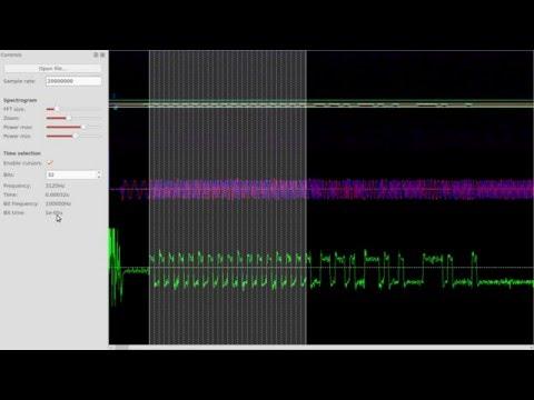 inspectrum tuner demo