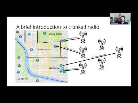 Amateur Radio Meetup: P25 Trunked Radio