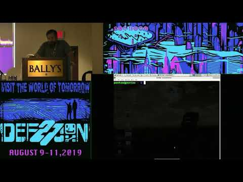 Woody - The Ford Hack Raptor Captor video - DEF CON 27 Wireless Village