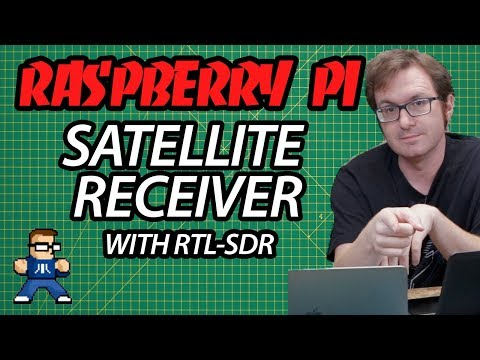 How To Set Up a Raspberry Pi as a NOAA Satellite Receiver with RTL-SDR