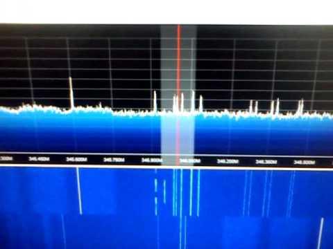 Inmarsat-C reception - Patch antenna & d/converter conv gain 30db