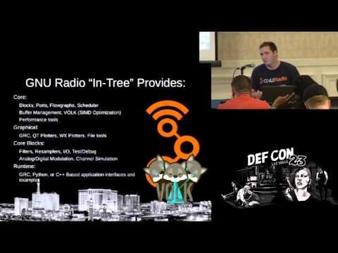 DEF CON 23 - Wireless Village - Tim Oshea - GNU Radio Tools for Radio Wrangling/Spectrum Domination