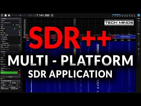 SDR++ Multi Platform SDR Application