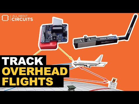 Track Overhead Flights with a Raspberry Pi Zero Wireless, a Software Defined Radio, and FlightAware