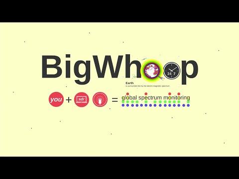 bigwhoop global spectrum monitoring spaceapps2015 stuttgart local winner airtraffic