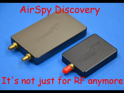 AirSpy Discovery Its not just for RF anymore