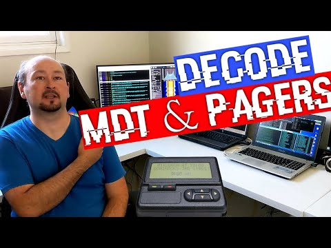 Decoding Fire & Ambulance MDT data & hospital pages with a $10 SDR Radio