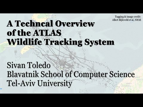 A Technical Overview of the ATLAS Wildlife Tracking System