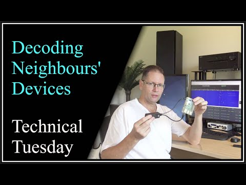 Decoding 433 MHz Devices With SDR