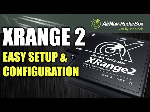 Airnav Radarbox XRANGE 2 - Enhanced ADSB Standalone Receiver