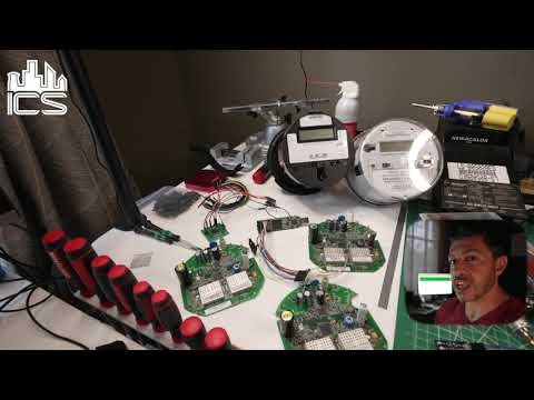 Smart Meters: I'm Hacking Infrastructure and So Should You (Hash Salehi)