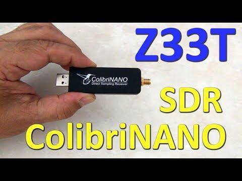 ColibriNANO SDR-Receiver REVIEW