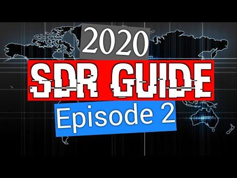 2020 SDR Guide Ep 2 : How to use over 500 remote SDRs free online (webSDR, KiwiSDR & HFDL decode)