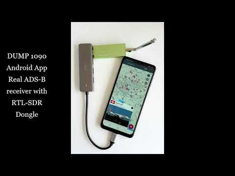 Dump1090 Android App