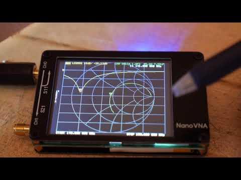 #350 NanoVNA Vector Network analyzer 900MHz VNA for $50