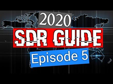 2020 SDR Guide - Episode 5 : Software Primer
