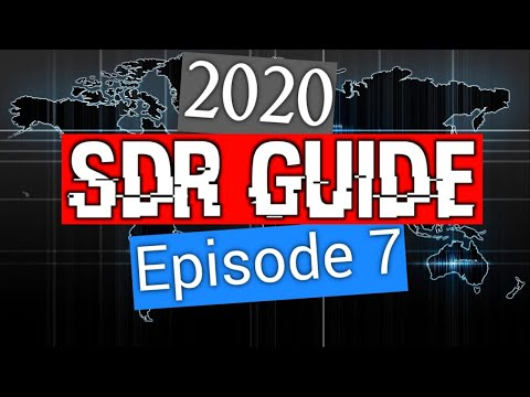 2020 SDR Guide Ep 7 : Trunk DMR & NXDN digital with DSDPlus and 1 RTL-SDR
