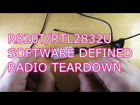 SOFTWARE DEFINED RADIO TEARDOWN: R820/RTL2832U DECAP