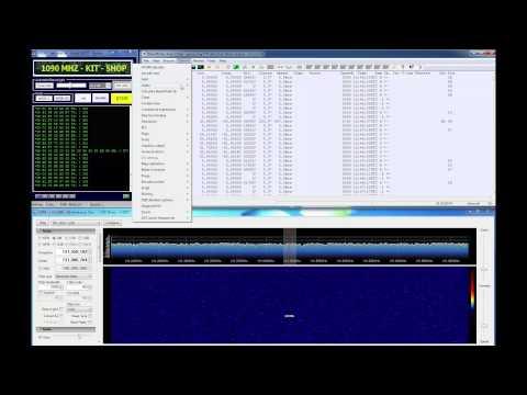 Adding ADS-B, ACARS, and ATC Reception to PlanePlotter