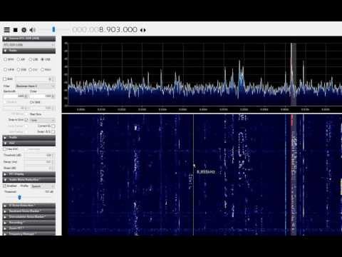 RTL-SDR v3 Dongle on HF