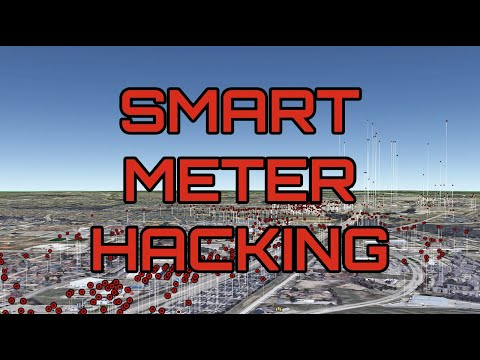 Smart Meter Hacking - Decoding GPS Coordinates