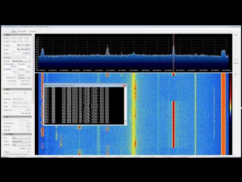 Digital Voice Decoding with RTL SDR (RTL2832), DSD and SDR Sharp