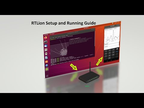 RTLion Setup and Running Guide