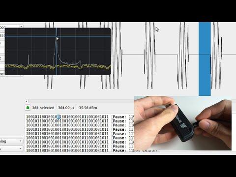 Hacking My Ceiling Fan Radio Signal With a $15 USB TV Tuner (RTL2832U)