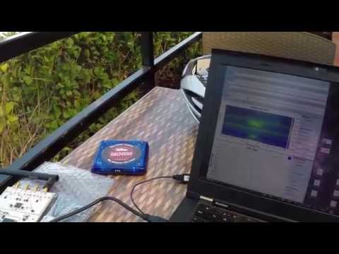 You Can Page Me Anytime - USRP B210 + GNU Radio (teaser)