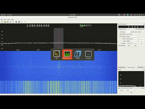 RTL-SDR over Ethernet with VirtualHere Client/Server
