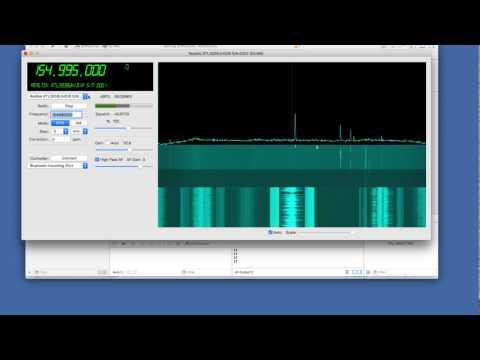 MacOS Desktop RTLSDR Application written in Swift
