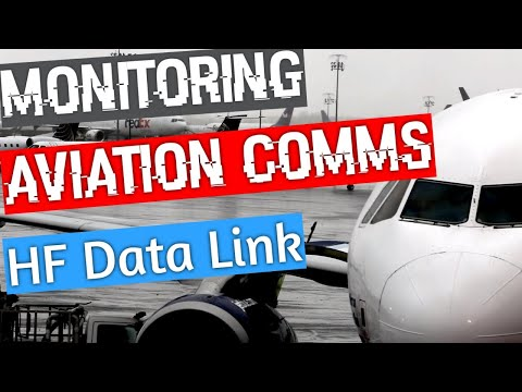 How to decode HF ACARS (HFDL) free with your SDR - Monitoring Aviation Communications Episode 8