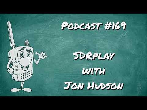 170 - SDRplay with Jon Hudson