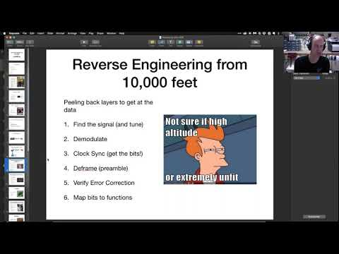 Reverse Engineering with SDR