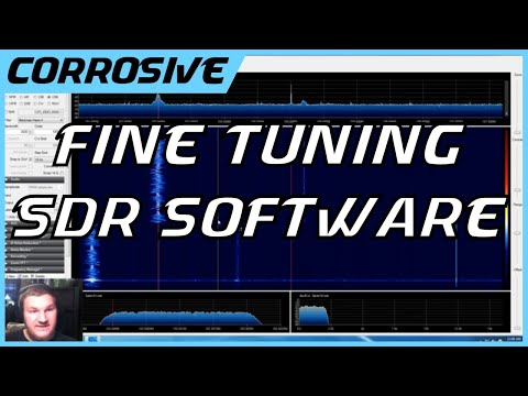 Adjusting SDR Settings for SDRConsole and SDR# | Viewer Requested by Troy Stick