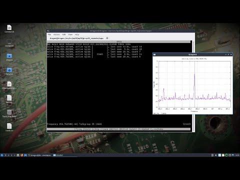 """DragonOS Focal OP25 """"Boatbod"""" P25 Phase 1 w/ RTLSDR (GNU Radio 3.8, Python3, R9+)"""