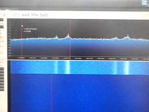 R820T stop receiving @ higher frequencies