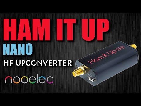 Nooelec Ham It Up NANO - HF Upconverter