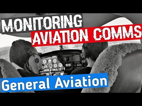 Monitoring General Aviation Communications in VHF Air Band